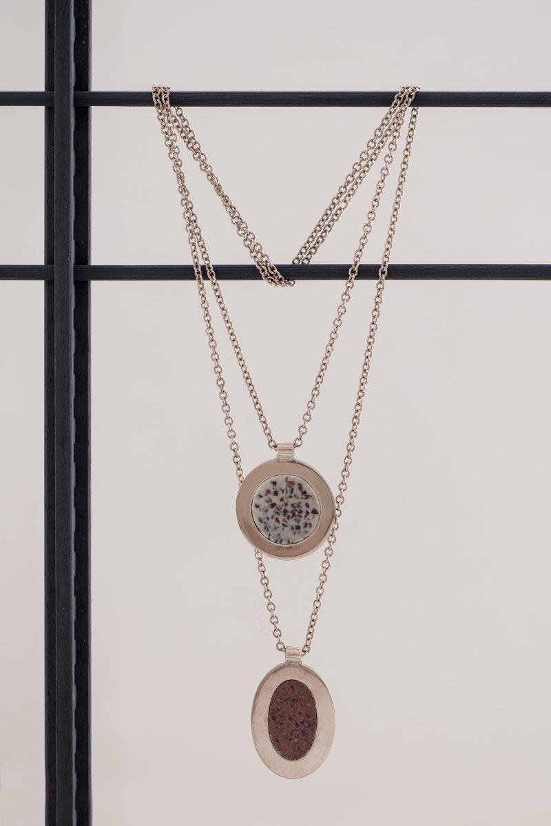 Brunilde collezione Gioielli Alba Gallizia Design Algares