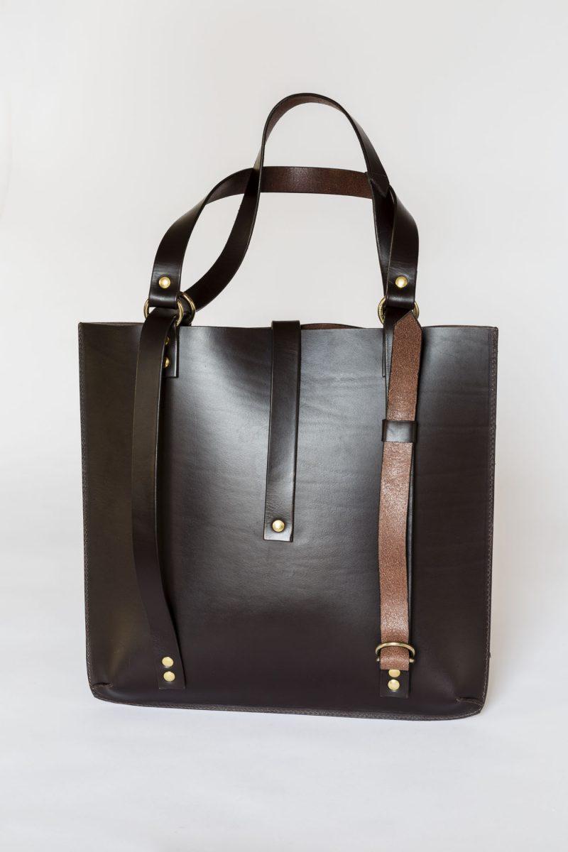 MT.01Senato borsa zaino bag leather Metropolis Algares Alba Gallizia
