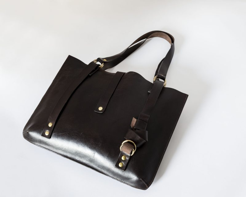 MT.02 Norma borsa zaino bag leather Metropolis Algares Alba Gallizia