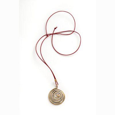 Circle of Love 2 collezione bronzo Algares Alba Gallizia