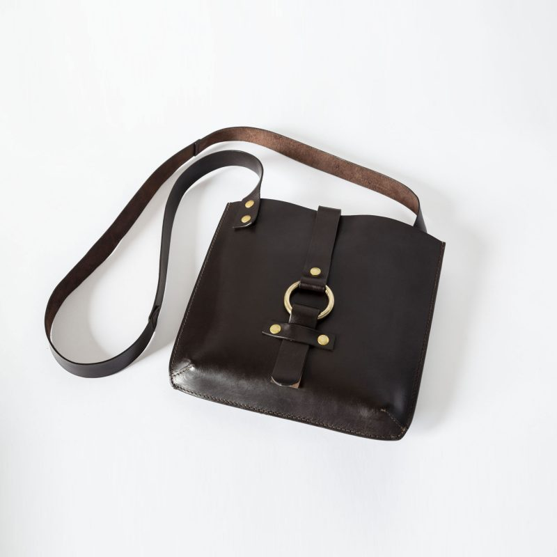 MT.04 DIana borsa bag leather Metropolis Algares Alba Gallizia