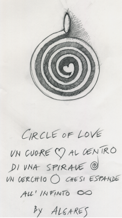 Circle of love - Algares